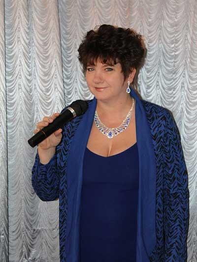 Moderatorin Paulina