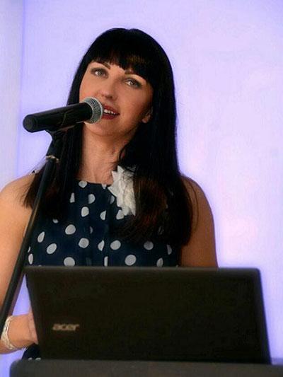 Sängerin Natalia